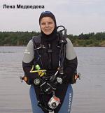 Лена Медведева